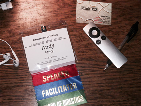 Conference Credentials