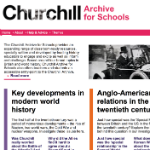 churchill for schools